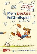 Cover-Bild zu Antons Fußball-Tagebuch 01. Mein bestes Fußballspiel. Also fast... von Wolz, Heiko