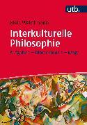 Cover-Bild zu Interkulturelle Philosophie (eBook) von Weidtmann, Niels