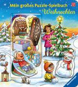 Cover-Bild zu Mein großes Puzzle-Spielbuch: Weihnachten von Bookella
