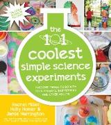 Cover-Bild zu The 101 Coolest Simple Science Experiments von Homer, Holly