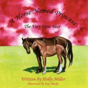 Cover-Bild zu A Horse Named Princess von Miller, Holly B.