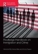 Cover-Bild zu Routledge Handbook on Immigration and Crime (eBook) von Miller, Holly Ventura (Hrsg.)