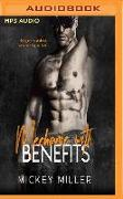 Cover-Bild zu Mechanic with Benefits von Miller, Mickey