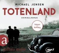 Cover-Bild zu Totenland von Jensen, Michael