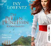Cover-Bild zu Die Perlenprinzessin - Kannibalen von Lorentz, Iny