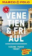 Cover-Bild zu Venetien, Friaul, Verona, Padua, Triest von Dürr, Bettina