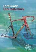 Cover-Bild zu Fachkunde Fahrradtechnik von Brust, Ernst