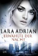 Cover-Bild zu Erwählte der Nacht von Adrian, Lara