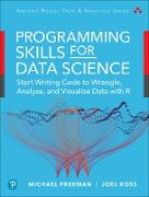 Cover-Bild zu Data Science Foundations Tools and Techniques (eBook) von Freeman, Michael