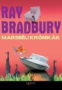 Cover-Bild zu Marsbéli krónikák (eBook) von Bradbury, Ray