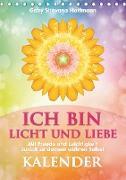 Cover-Bild zu ICH BIN Licht und Liebe - Kalender (Tischkalender 2021 DIN A5 hoch) von Shayana Hoffmann, Gaby