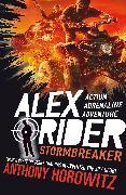 Cover-Bild zu Stormbreaker von Horowitz, Anthony