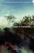 Cover-Bild zu Arts Education in Transition von Eschment, Jane (Hrsg.)
