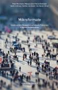 Cover-Bild zu Mikroformate von Moormann, Peter (Hrsg.)