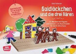 Cover-Bild zu Goldlöckchen und die drei Bären von Scherzer, Gabi