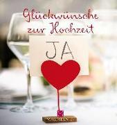 Cover-Bild zu Glückwünsche zur Hochzeit von Paxmann, Christine