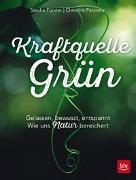 Cover-Bild zu Kraftquelle Grün von Paxmann, Christine