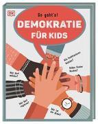 Cover-Bild zu Demokratie für Kids von Paxmann, Christine