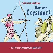 Cover-Bild zu Wer war Odysseus? (Ungekürzt) (Audio Download) von Paxmann, Christine