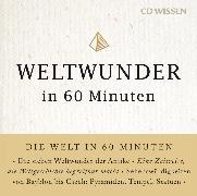 Cover-Bild zu Weltwunder in 60 Minuten (Audio Download) von Paxmann, Christine