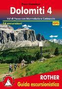 Cover-Bild zu Dolomiti 4 (Dolomiten 4 - italienische Ausgabe) von Hauleitner, Franz