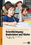 Cover-Bild zu Schreiblehrgang: Buchstaben und Wörter - GS von Amberger, Karola