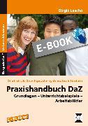 Cover-Bild zu Praxishandbuch DaZ (eBook) von Lascho, Birgit