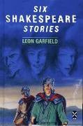 Cover-Bild zu Six Shakespeare Stories von Garfield, Leon