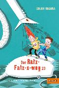 Cover-Bild zu Der Ratz-Fatz-x-weg 23 (eBook) von Naoura, Salah
