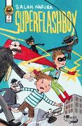 Cover-Bild zu Superflashboy von Naoura, Salah