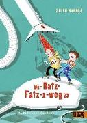 Cover-Bild zu Der Ratz-Fatz-x-weg 23 von Naoura, Salah
