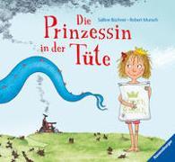 Cover-Bild zu Die Prinzessin in der Tüte von Munsch, Robert
