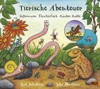 Cover-Bild zu Tierische Abenteuer von Scheffler, Axel