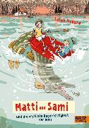 Cover-Bild zu Matti und Sami und die verflixte Ungerechtigkeit der Welt (eBook) von Naoura, Salah