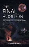 Cover-Bild zu The Final Position (one, #1) (eBook) von McDonald, Eoin