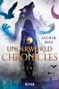 Cover-Bild zu Underworld Chronicles - Gejagt (eBook) von May, Jackie