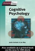Cover-Bild zu BIOS Instant Notes in Cognitive Psychology (eBook) von Andrade, Jackie