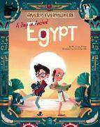 Cover-Bild zu A Day in Ancient Egypt von Olivieri, Jacopo