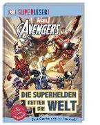 Cover-Bild zu SUPERLESER! MARVEL Avengers Die Superhelden retten die Welt von Taylor, Victoria