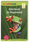 Cover-Bild zu SUPERLESER! Abenteuer im Regenwald