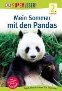 Cover-Bild zu Superleser! Mein Sommer mit den Pandas