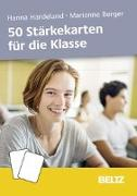 Cover-Bild zu 50 Stärkekarten für die Klasse von Hardeland, Hanna