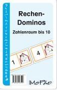 Cover-Bild zu Rechen-Dominos. Zahlenraum bis 10 von Lange, Angelika