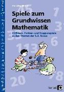 Cover-Bild zu Spiele zum Grundwissen Mathematik von Michel, Christine