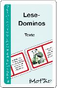 Cover-Bild zu Lese-Dominos / Texte von Lange, Angelika