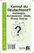 Cover-Bild zu Kennst du Deutschland? von Wehren, Bernd