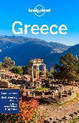 Cover-Bild zu Lonely Planet Greece von Richmond, Simon