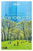 Cover-Bild zu Lonely Planet Best of New York City 2021 von Lemer, Ali