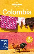 Cover-Bild zu Lonely Planet Colombia von Egerton, Alex