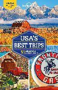 Cover-Bild zu Lonely Planet USA's Best Trips von Richmond, Simon